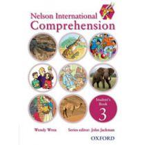 Nelson International Comprehension Student Book 3