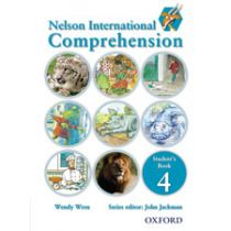 Nelson International Comprehension Student Book 4