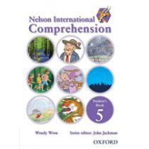 Nelson International Comprehension Student Book 5