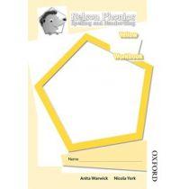 Nelson Phonics Spelling and Handwriting Yellow Workbooks B (10)