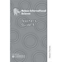 Nelson International Science Teaching Guide 3
