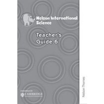 Nelson International Science Teaching Guide 6