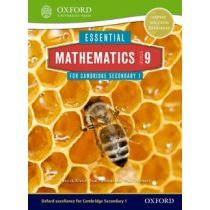Essential Mathematics for Cambridge Secondary 1