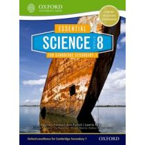 Essential Science for Cambridge Secondary 1 Stage 8 Pupil Book