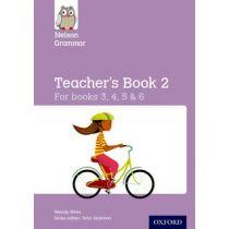 Nelson Grammar Teacher's Book 2