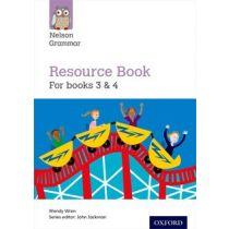 Nelson Grammar Teacher's Resource Book 3 and 4