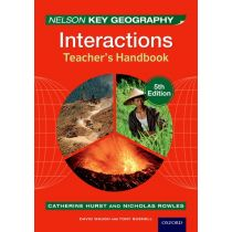 Nelson Key Geography: Interactions Teacher's Handbook