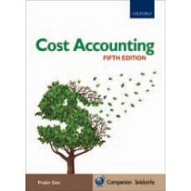 Cost Accounting Fifth Edition
