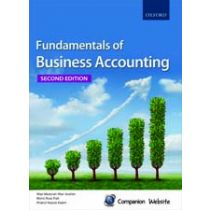 Fundamentals of Business Accounting Second Edition
