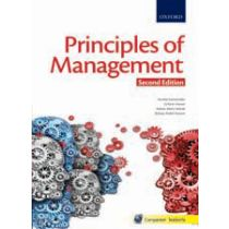 Principles of Management Second Edition
