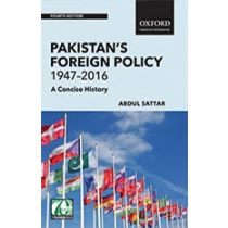 Pakistan's Foreign Policy 1947–2016