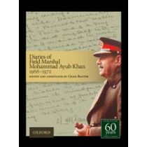 Diaries of Field Marshal Mohammad Ayub Khan, 1966–1972