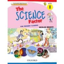The Science Factor Book 1 with Digital Content