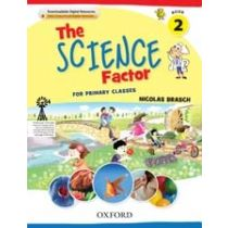The Science Factor Book 2 with Digial Content