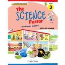 The Science Factor Book 3 with Digital Content