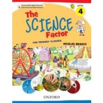 The Science Factor Book 4 with Digital Content