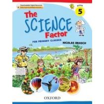 The Science Factor Book 5 with Digital Content