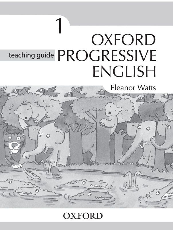 english 1 progressive oxford book
