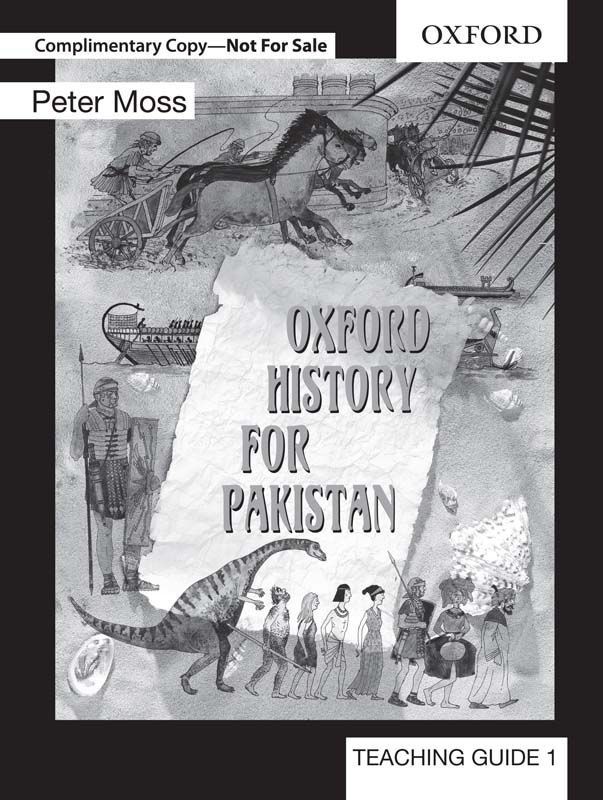 Oxford History For Pakistan Teaching Guide 1